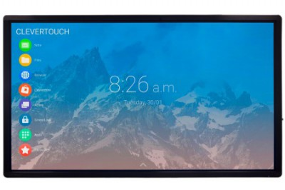 "Сенсорная доска CLEVERTOUCH PRO SERIES 86"" 4K"