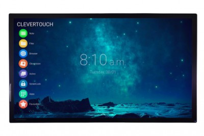 "Сенсорная доска CLEVERTOUCH PRO SERIES 65"" 4K CAPACITIVE TOUCH"