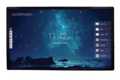 "Сенсорная доска CLEVERTOUCH PRO SERIES 55"" 4K"