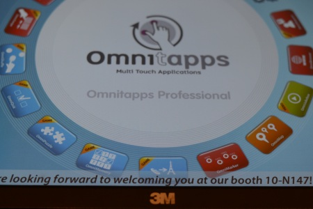 ISE-2013 - Omnitapps & 3M